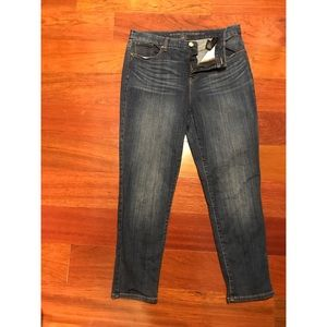 Chico's So slimming ankle jean 1.5
